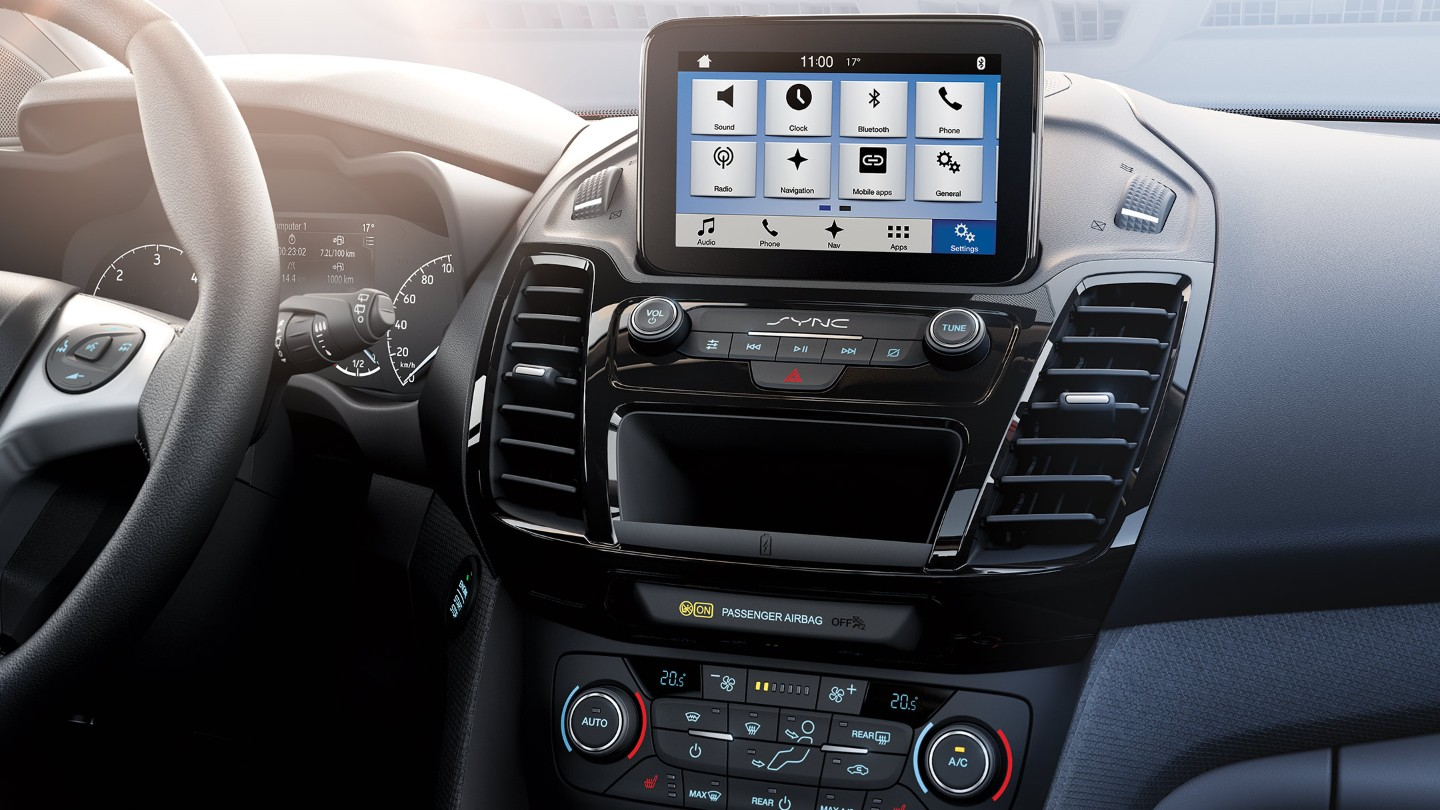2020 ford toruneo connect multimedia sistemi